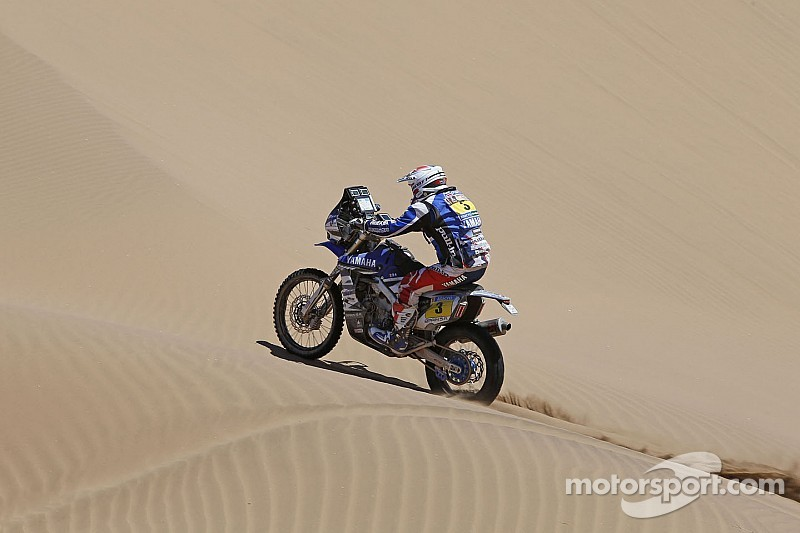 Pedrero presses on to sixth place on seventh stage