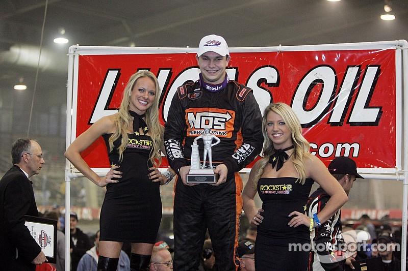 Kevin Swindell hopes Chili Bowl success opens doors