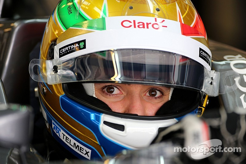 "Esteban Gutierrez: ""I'm keen to learn quickly"""