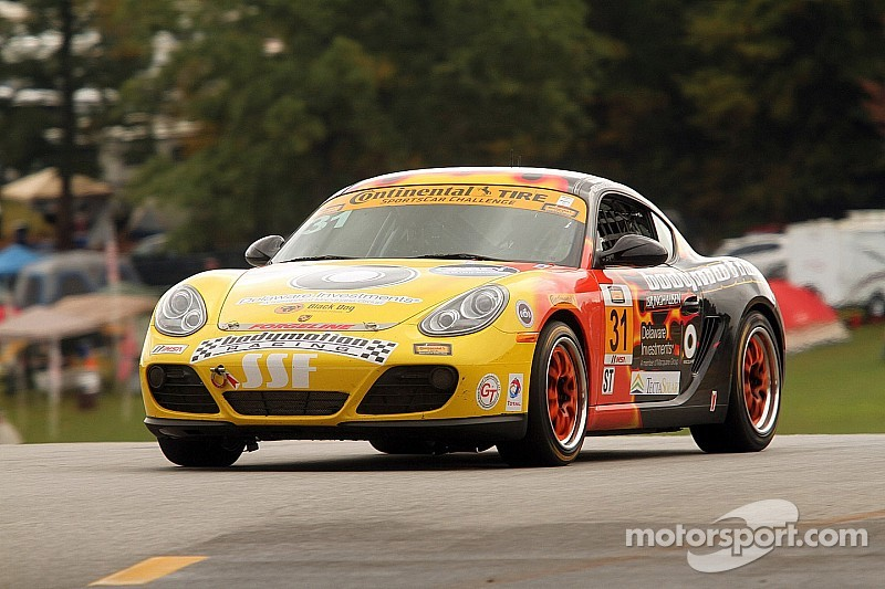 Rabe in for CTSCC race at Daytona and partial season campaign