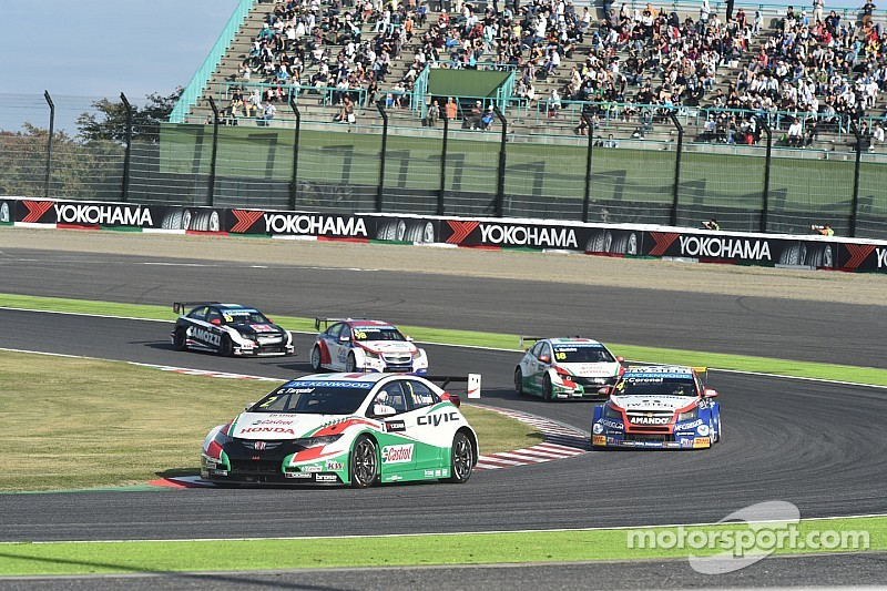 Twin Ring Motegi is new WTCC home in Japan