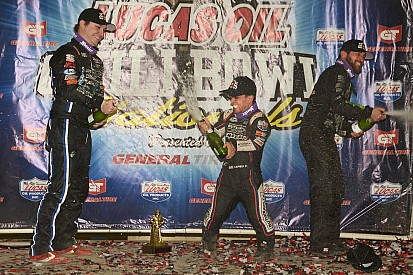 Rico Abreu's stock car debut: Not bad, but maybe not what he hoped
