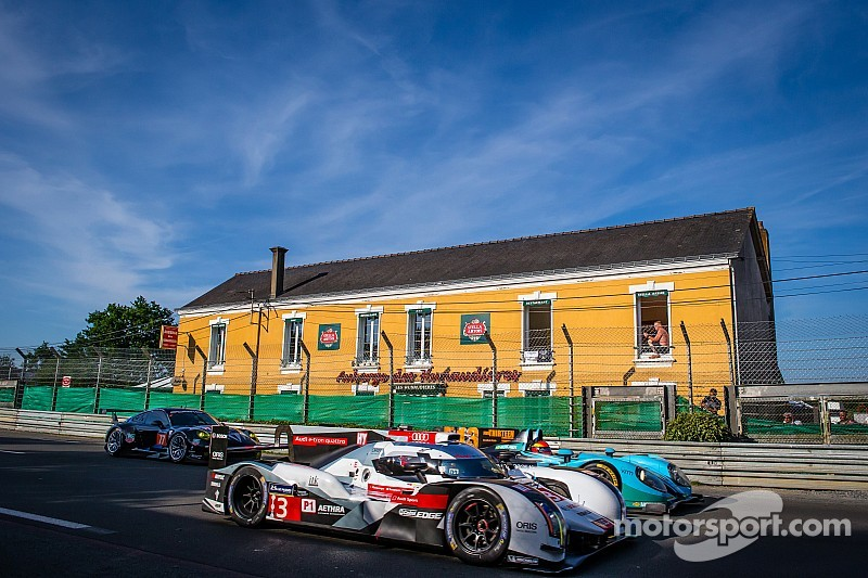 The Spirit of Le Mans: the story of an award-winning photo