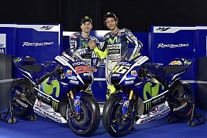 MotoGP Breaking news Rossi and Lorenzo launch 2015 Yamaha MotoGP campaign