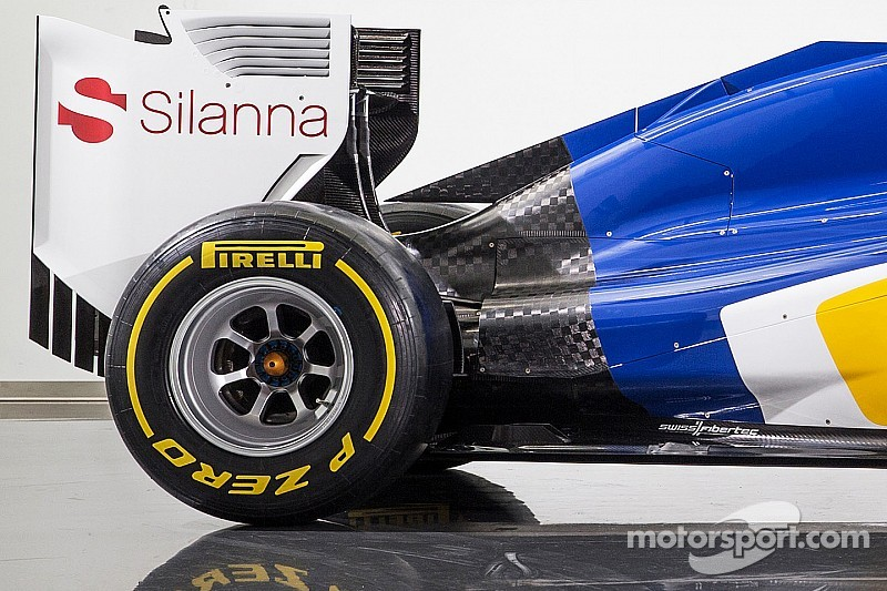 Sauber C34-Ferrari: technology & materials