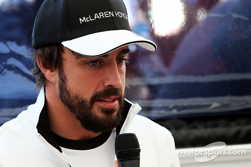 "Alonso: ""Six laps is not enough"""