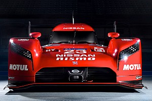 WEC Interview Nissan GT-R LM commercials tap Doran Racing for filming
