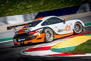 European Le Mans Breaking news Gulf Racing Porsche signs James Winslow for 2015 European Le Mans Series