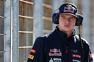 Formula 1 Breaking news Some teens can be ready for F1 - Verstappen