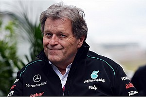 Formula 1 Breaking news Mercedes still favourite for 2015 - Haug