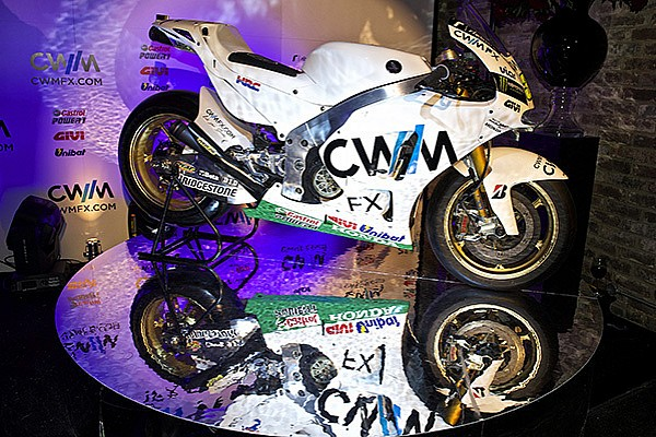 Crutchlow and Miller unveil LCR colours