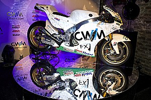 MotoGP Breaking news Crutchlow and Miller unveil LCR colours