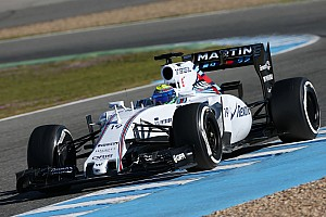 Formula 1 Testing report Williams has day dedicated to pitstop practice in Barcelona