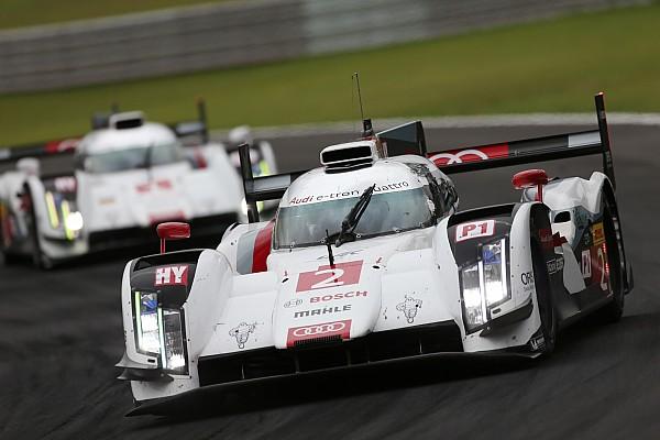 New-look 2015 Audi engineering squad analysed