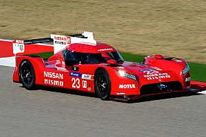 WEC Breaking news Audi, Nissan kick off Sebring test