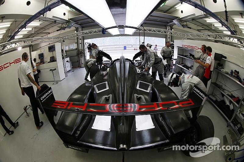 Porsche acumula millas en Aragón
