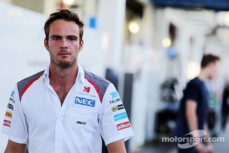 Van der Garde launches legal action against Sauber