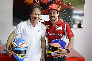 Formula 1 Breaking news Villeneuve slams Alonso for lack of Ferrari 'respect'