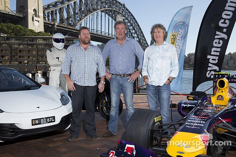 Clarkson reportedly punched producer, rest of Top Gear season dropped