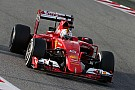 Vettel llama 'Eva' a su nuevo Ferrari