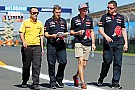 Verstappen's F1 debut: