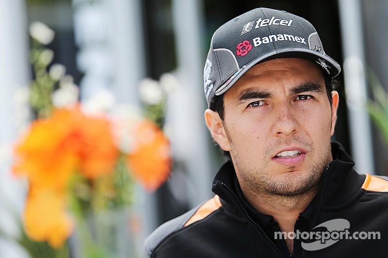 Perez backs van der Garde in Sauber row