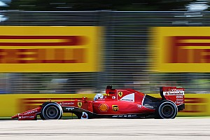 Formula 1 Practice report Ferrari: No problems on Friday practice sessions for the Australian GP