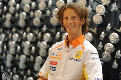 10 facts about Romain Grosjean