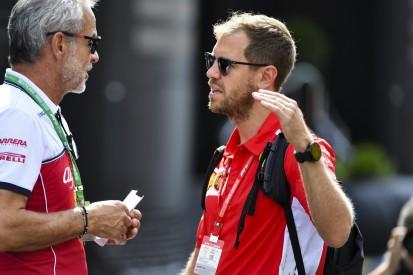 Eheglück: Sebastian Vettel hat seine Hanna geheiratet!