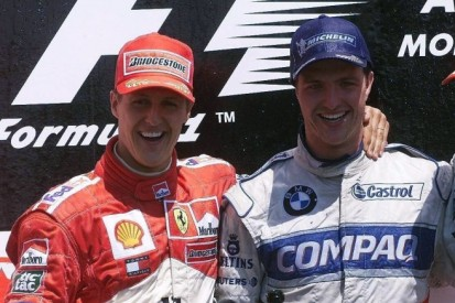 Ralf Schumacher: Habe mich immer für Michael gefreut - und umgekehrt!