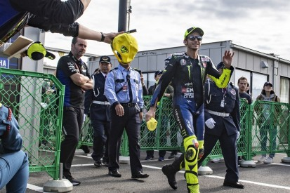 Valentino Rossi: Warum sein Leben im MotoGP-Paddock schon lang vorbei ist
