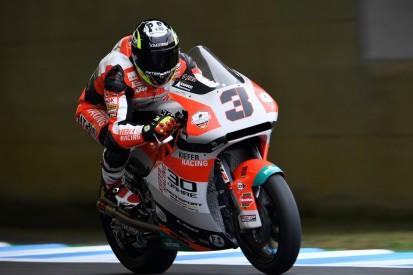 Kiefer bestreitet mit Lukas Tulovic die Moto2-Europameisterschaft