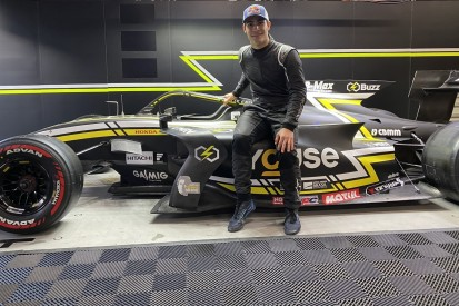 Super Formula: Red-Bull-Testfahrer ersetzt Fittipaldi in deutschem Team