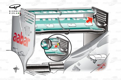 Formel-1-Technik: So funktionierte das Doppel-DRS von Mercedes