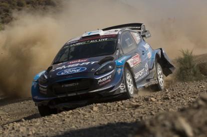 Kein Test in Finnland: Warum M-Sport Ford nicht dabei war