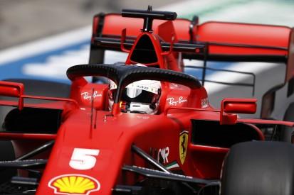 Logos von Ferrari-Sponsoren in Spielberg nicht mehr am Auto