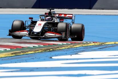 """Romain Grosjean: Haas fehlen """"drei bis vier Zehntel"""" auf Gegner"""