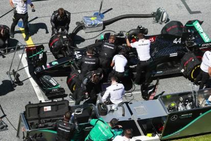Wie Red Bull die FIA dazu brachte, Hamilton eine Gridstrafe zu geben