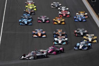 IndyCar-Aeroscreen: Belüftung bleibt ein Problem - Trinkflasche auch