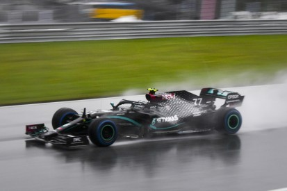 Bottas hadert: Reifentemperatur & Bremse verhindern Pole-Chance