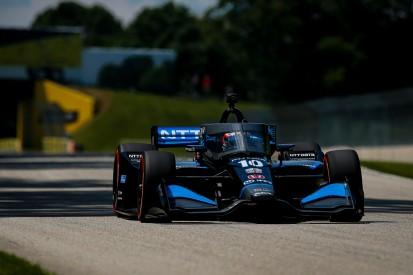 IndyCar Elkhart Lake 2: Rosenqvist ringt O'Ward nieder