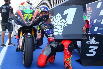 MotoE in Jerez (2): Sieger Aegerter überglücklich, Tulovic sauer auf Granado
