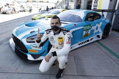 GT-Masters Lausitzring 2020: Luca Stolz holt erste Pole-Position der Saison