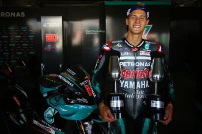 MotoGP-Statistik: Quartararo schon jetzt erfolgreichster Franzose der Königsklasse
