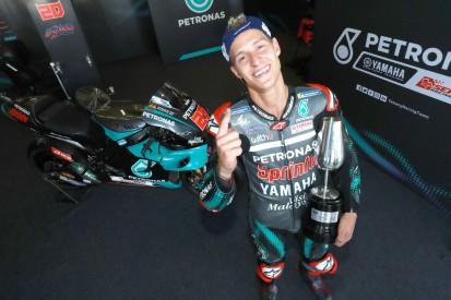 MotoGP in Brünn: Quartararo jagt Bestmarke von Kenny Roberts