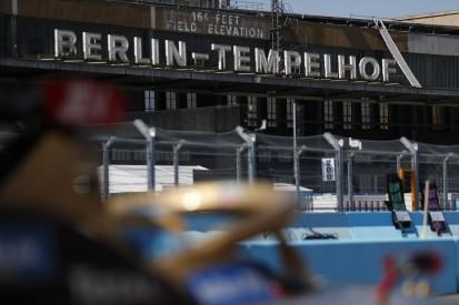 Formel E Berlin: Schweigeminute für Corona-Opfer und verstorbenen Arbeiter