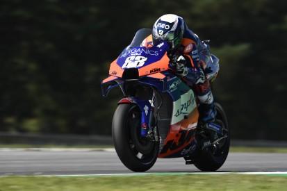 Oliveira führt KTM am Freitag an: Espargaro will von ihm lernen