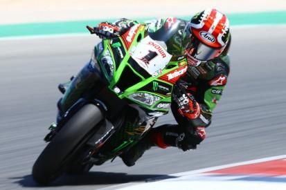 WSBK Portimao: Jonathan Rea holt die Pole-Position, Ducati erlebt Debakel