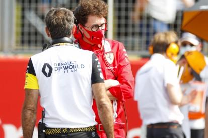 "Formel-1-Liveticker: Binotto über Causa Racing Point: ""Erst der Anfang"""