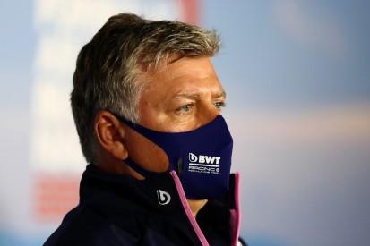 Beim Thema Vettel: Otmar Szafnauer windet sich wie ein Aal
